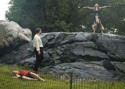 Summer Shakespeare Central Park